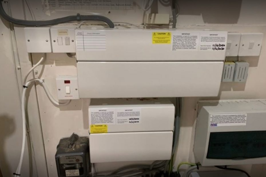 MWJ Electrical Services circuits